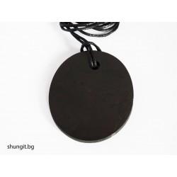 """Медальон от шунгит """"Пролет"""""""