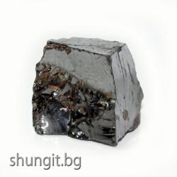 Елит шунгит-естесвен къс с тегло 10 грама и размер около 4см.