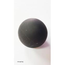 Сфера от шунгит 5 см.(неполирана) подходяща за вода