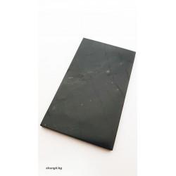 Полирана плочка шунгит 70x40x4мм